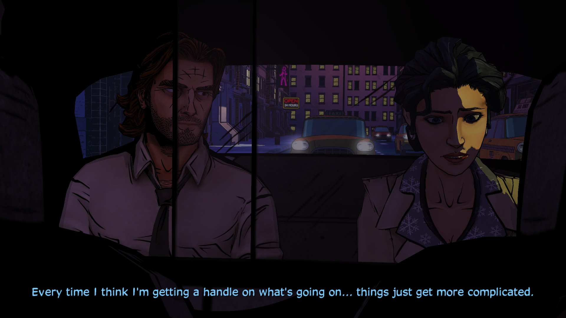 THE WOLF AMONG US game t wallpaper 1920x1080 169429 WallpaperUP 1920x1080