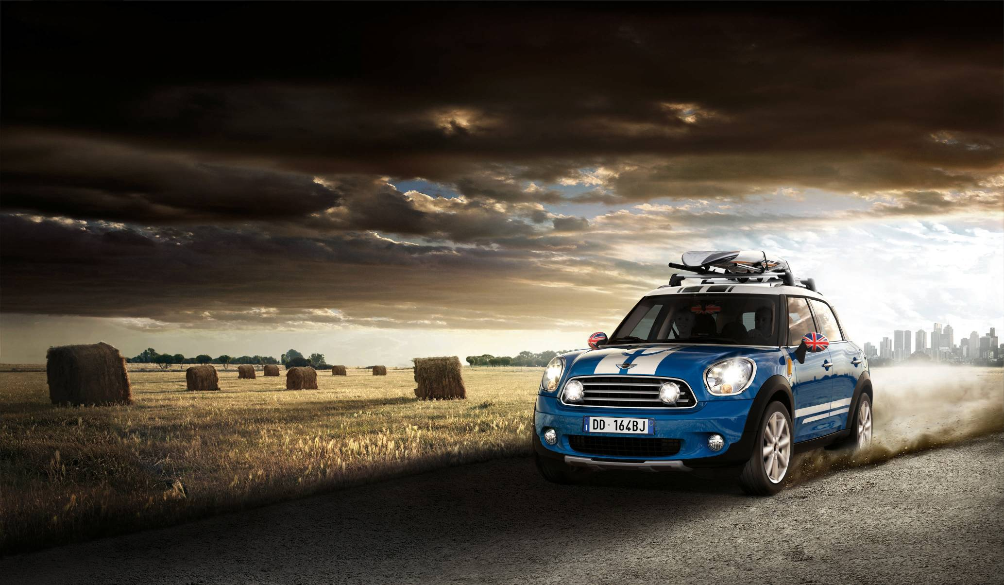 Mini Cooper Wallpapers HD 2067x1204
