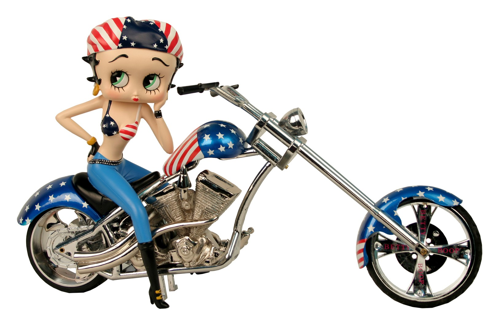 Betty Boop American Chopper wallpaper   ForWallpapercom 1596x1084