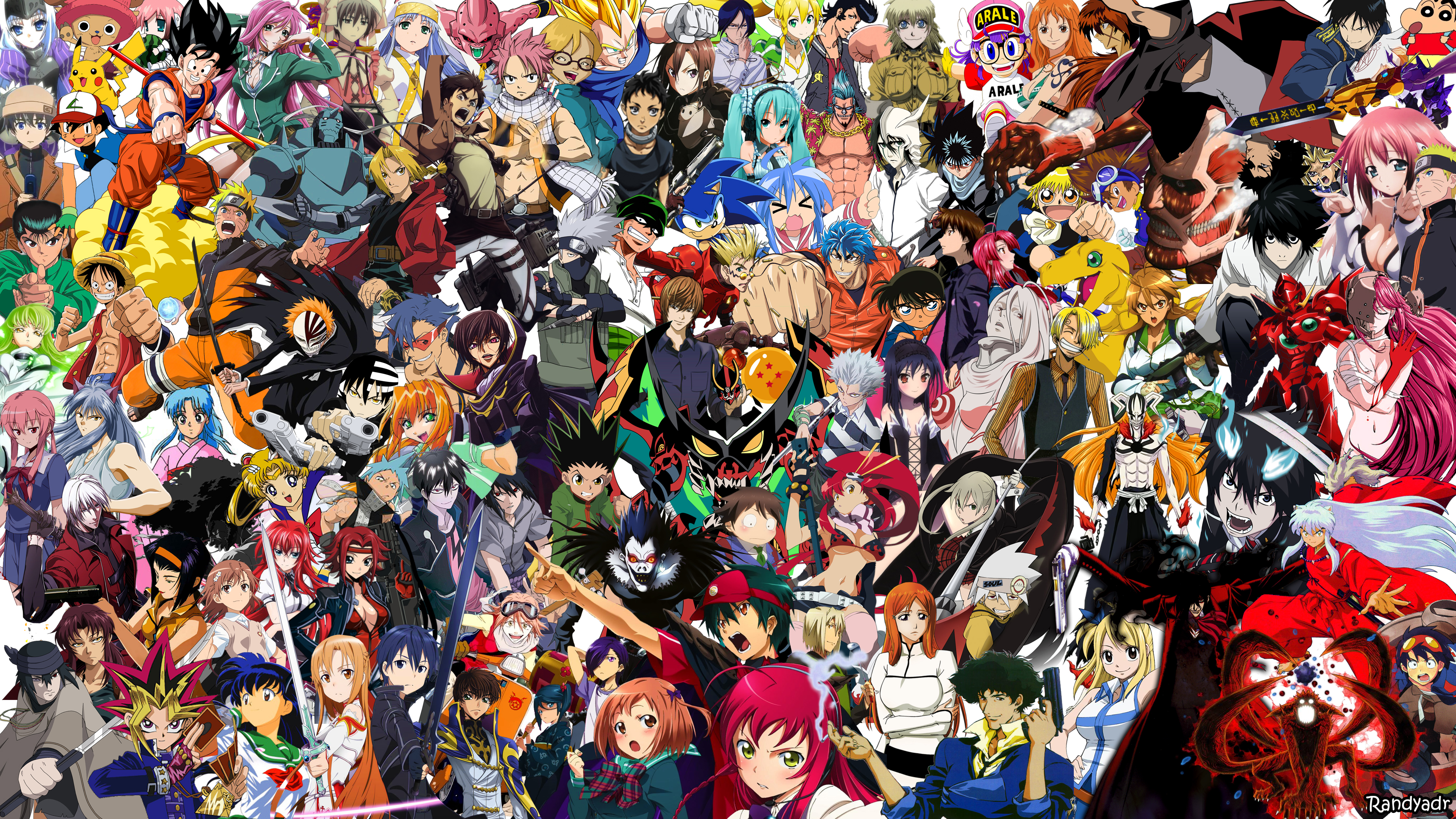 39 Soul Eater HD Wallpapers Background Images 3840x2160