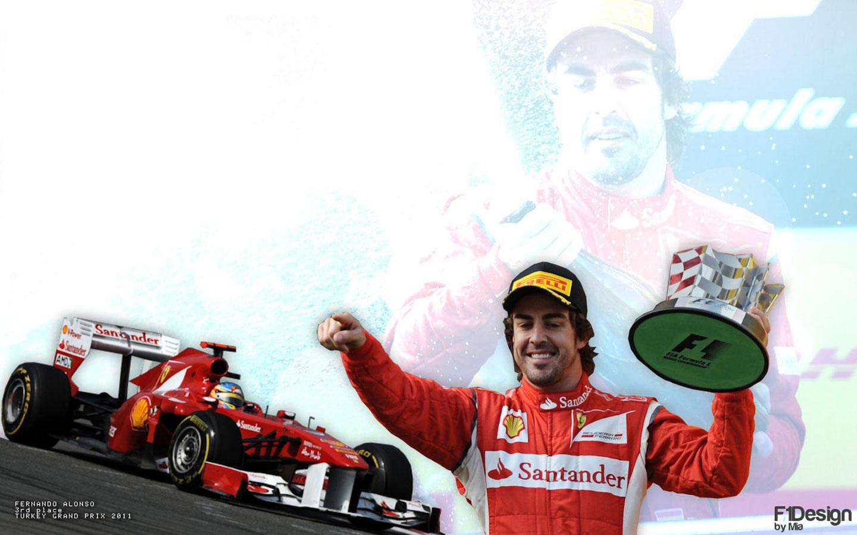 Fondos de pantalla de Fernando Alonso Wallpapers de Fernando Alonso 1440x900