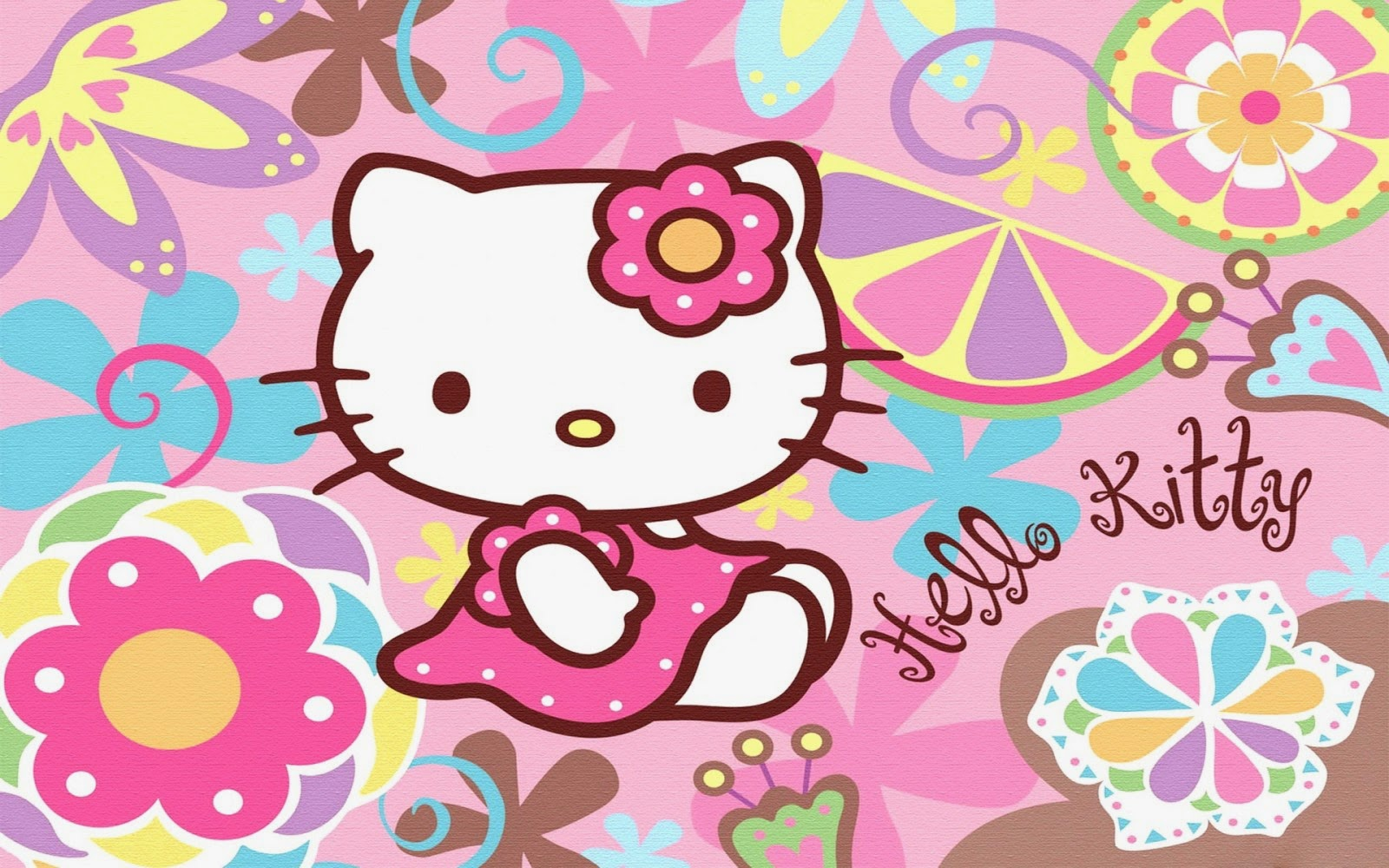 Free GAMBAR WALLPAPER HELLO KITTY Gambar Lucu Hello