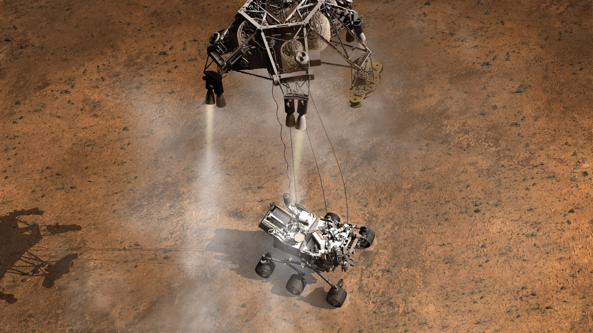 mars rover wallpaper wallpapersafari