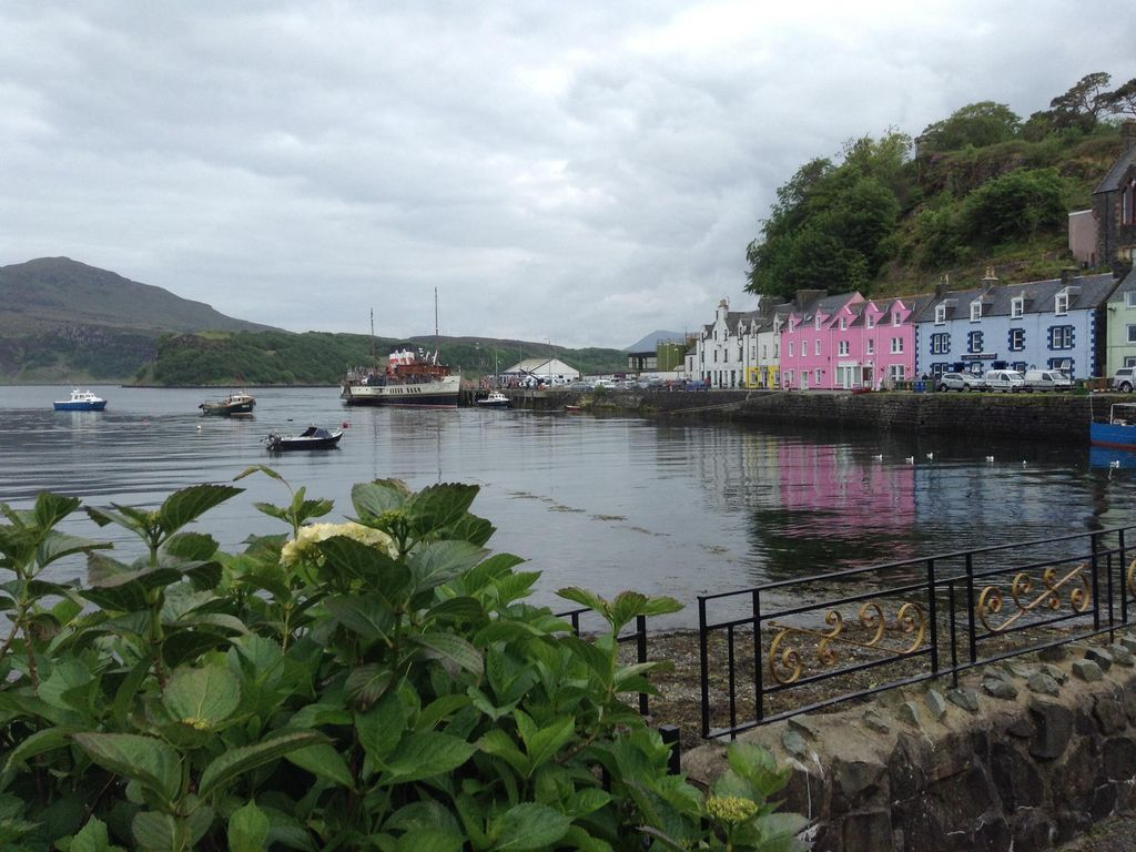 Seafront Georgian Townhouse in Portree Bay   Portree 1024x768