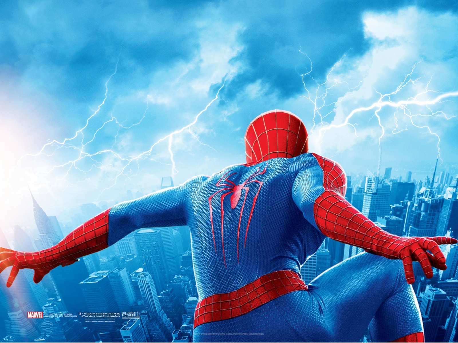 2014 The Amazing Spider Man 2 Wallpapers HD Wallpapers 1600x1200