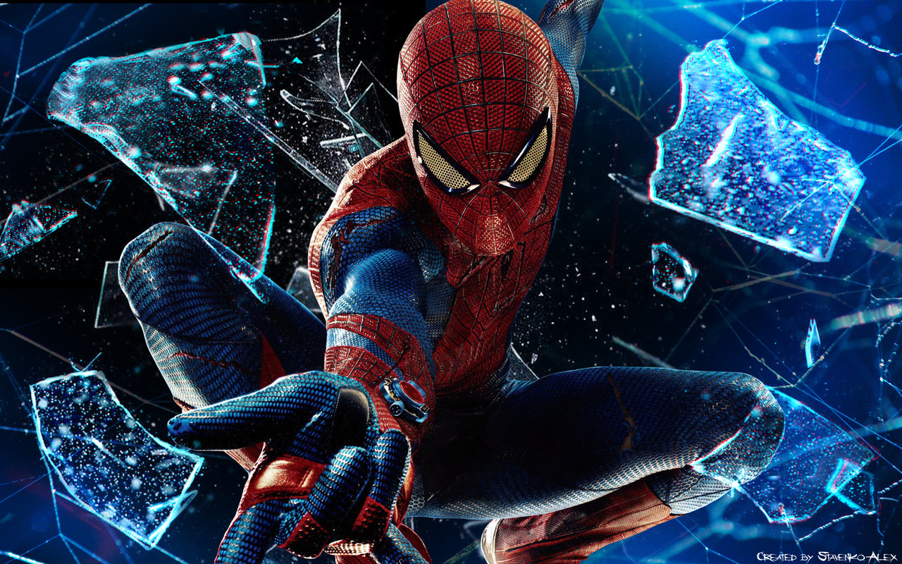 The Amazing Spider Man HQ Wallpaper 1080p by SKstalker 1280x800