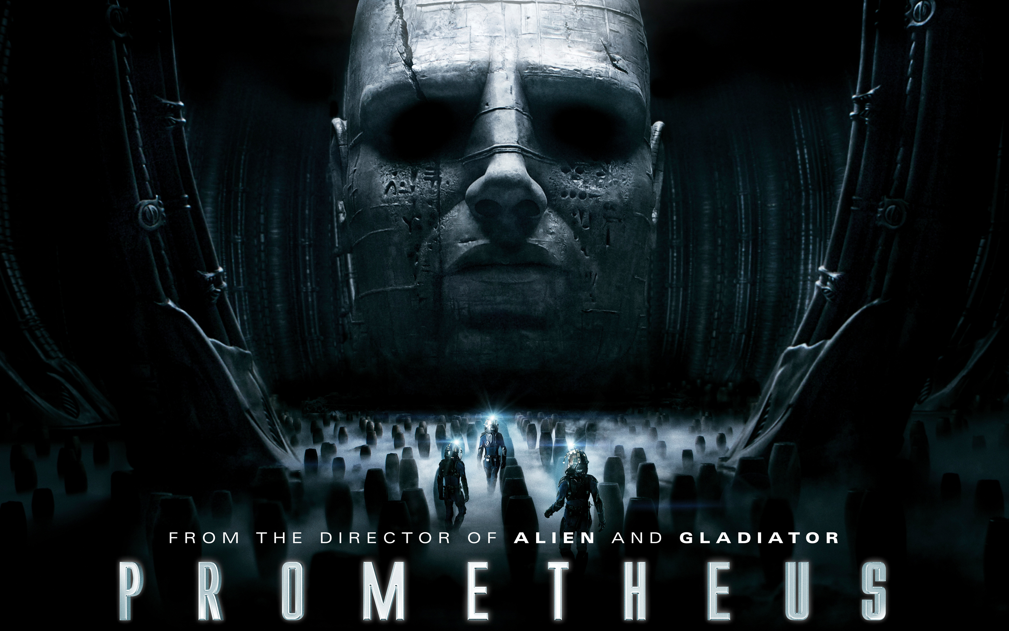 Prometheus Movie Wallpapers HD Wallpapers 3500x2188