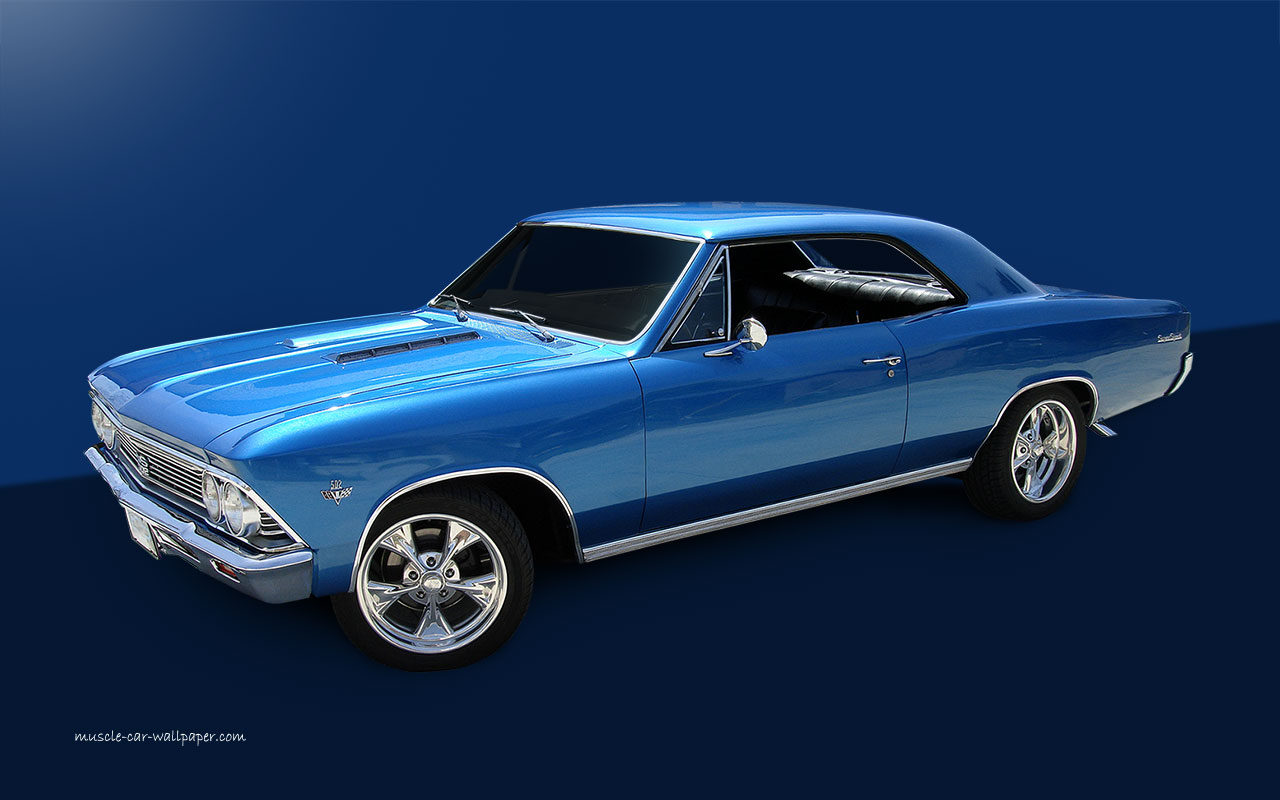 Chevelle Wallpaper   1966 SS Sport Coupe 1280 06 1280x800