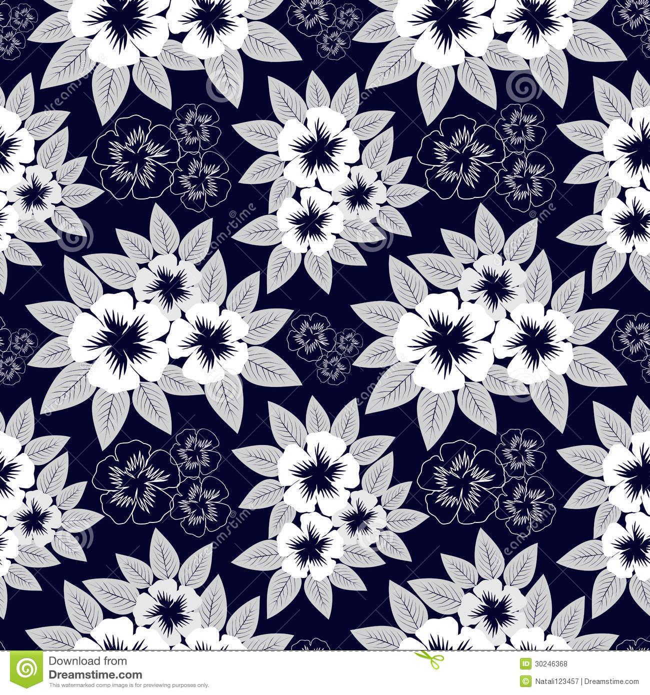 Free Download Navy Pattern Wallpaper Seamless Navy Blue Pattern