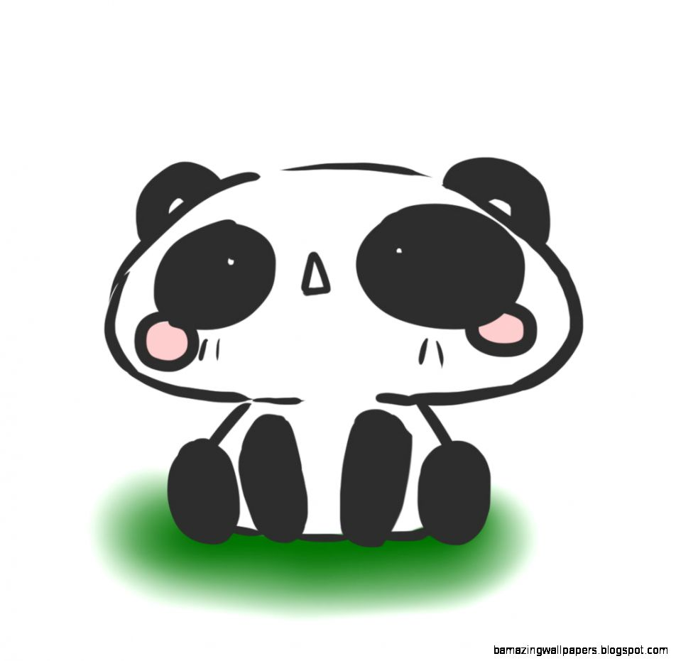 Panda Chibi Wallpaper Amazing Wallpapers 952x931