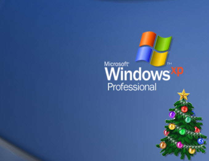 Animated Christmas Tree for Desktop Download 678x523
