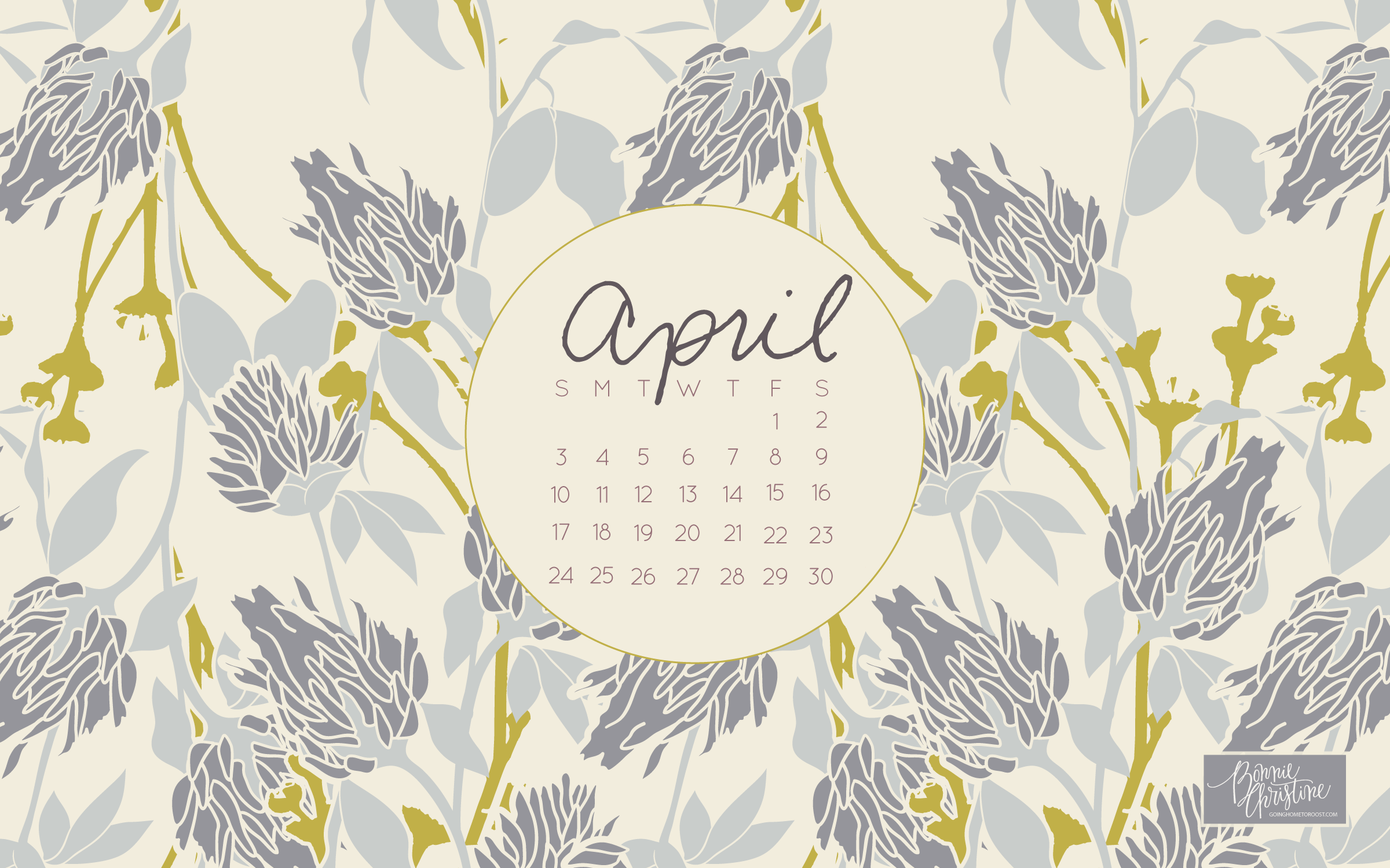 April 2016 Desktop Phone Backgrounds going home to roost 2400x1500