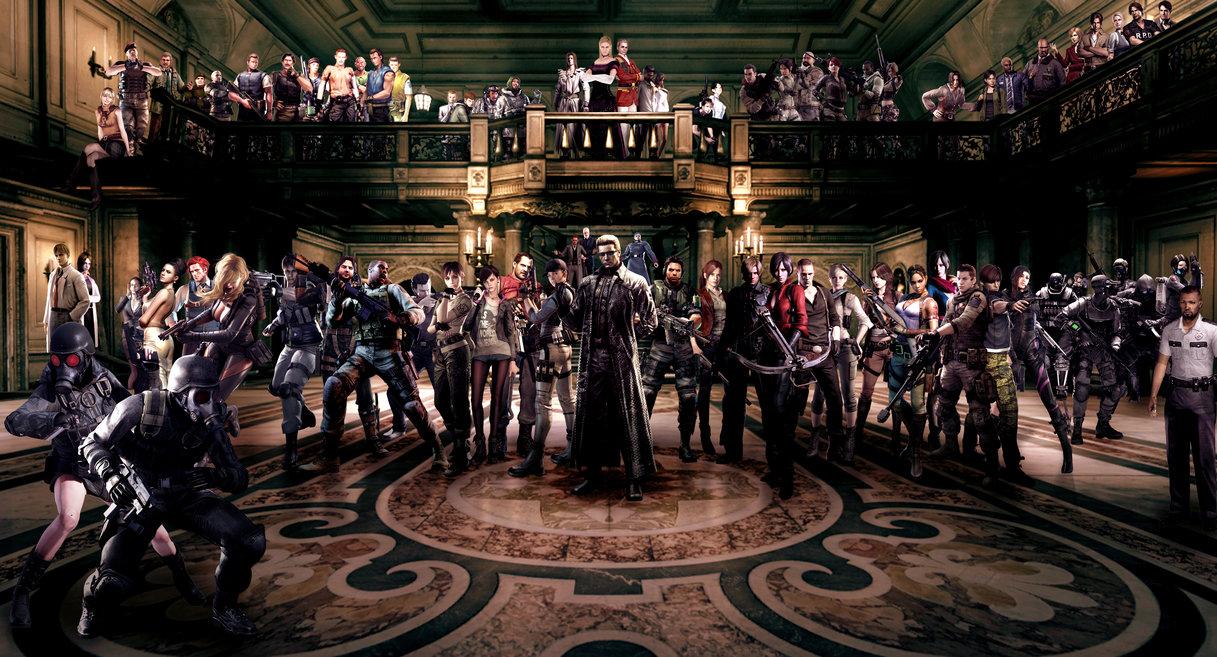 [48+] Resident Evil 2 Wallpapers on WallpaperSafari