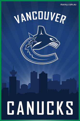 Vancouver Canucks Orca iPhone 4 Wallpaper Flickr   Photo Sharing 333x500