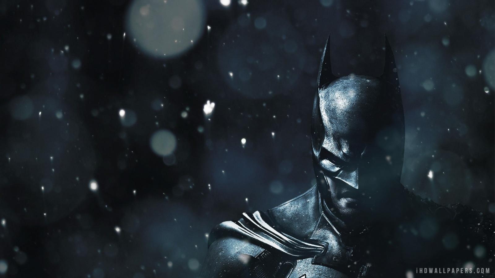 Batman Arkham Origins Batman HD Wallpaper   iHD Wallpapers 1600x900