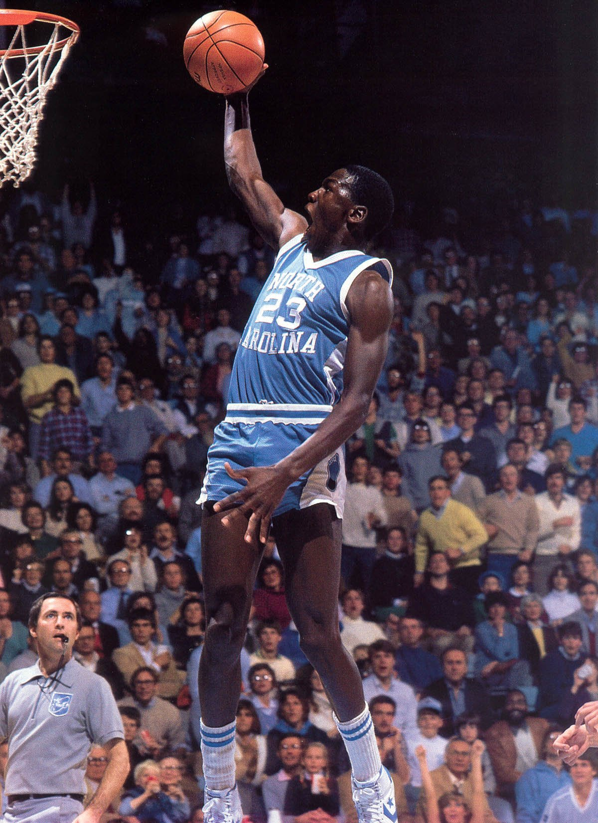 North Carolina Basketball Shoes