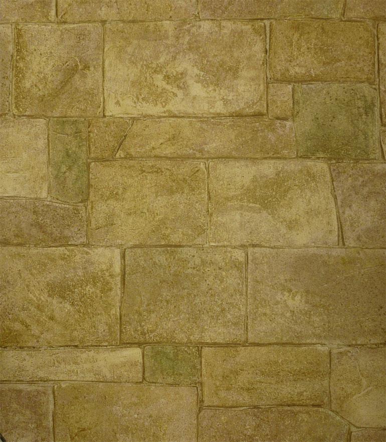 Details about KITCHEN FAUX BRICK STONE BROWN Wallpaper NF27102 770x882