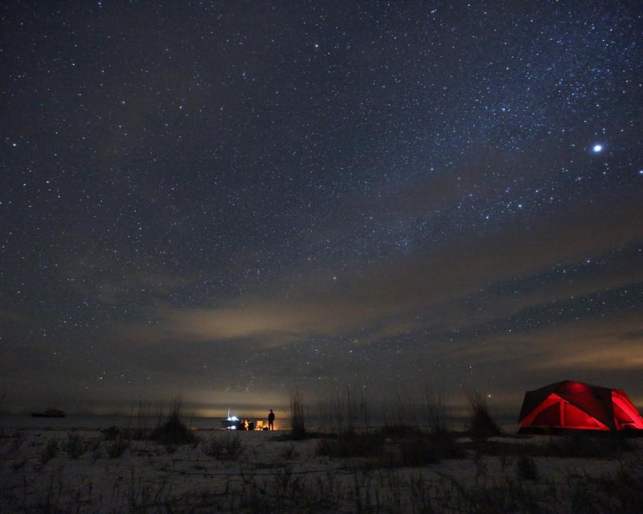 CAMPING UNDER THE STARS WALLPAPER   64519   HD Wallpapers 1280x1024