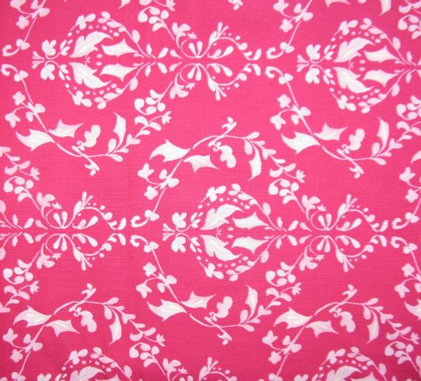 Treetop Fancy pink wallpaper 600x542
