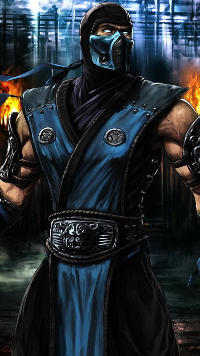 Mortal Kombat Iphone Wallpaper Wallpapersafari