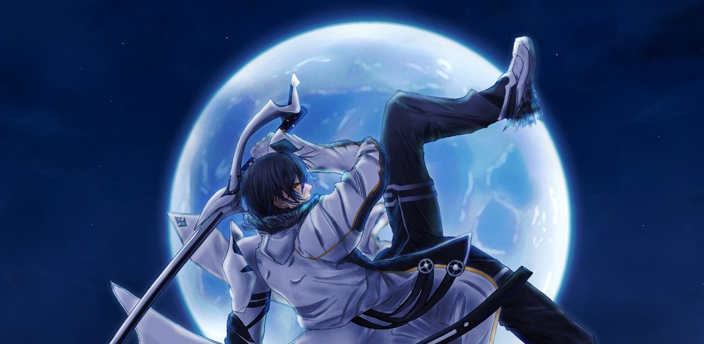 Raven BladeMaster FREE Anime Live Wallpaper Android Game Download 1024x500