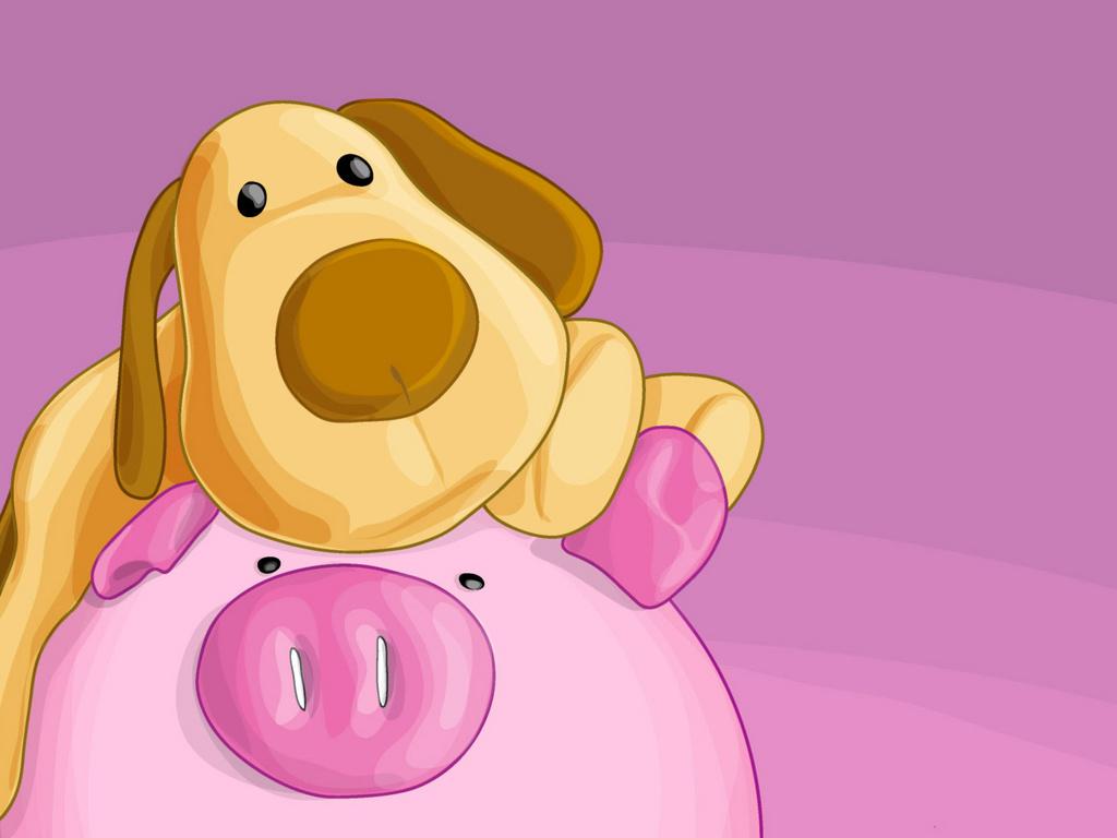 Cute Pig Wallpaper 15983 Hd Wallpapers in Animals   Imagescicom 1024x768