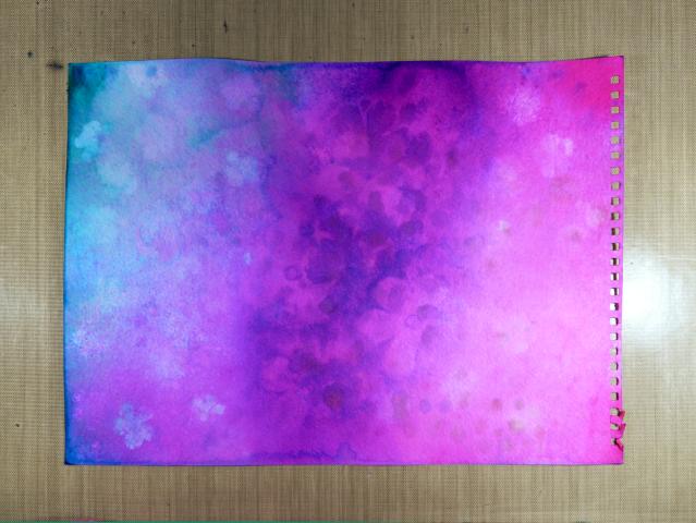 46 Purple And Turquoise Wallpaper On Wallpapersafari