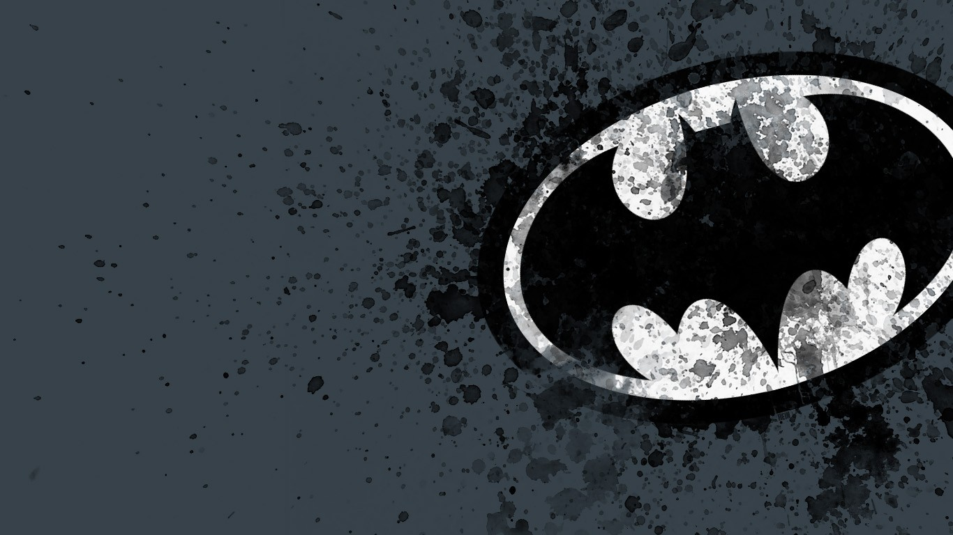 Batman Batman Wallpaper 1366x768 Batman Batman Logo 1366x768