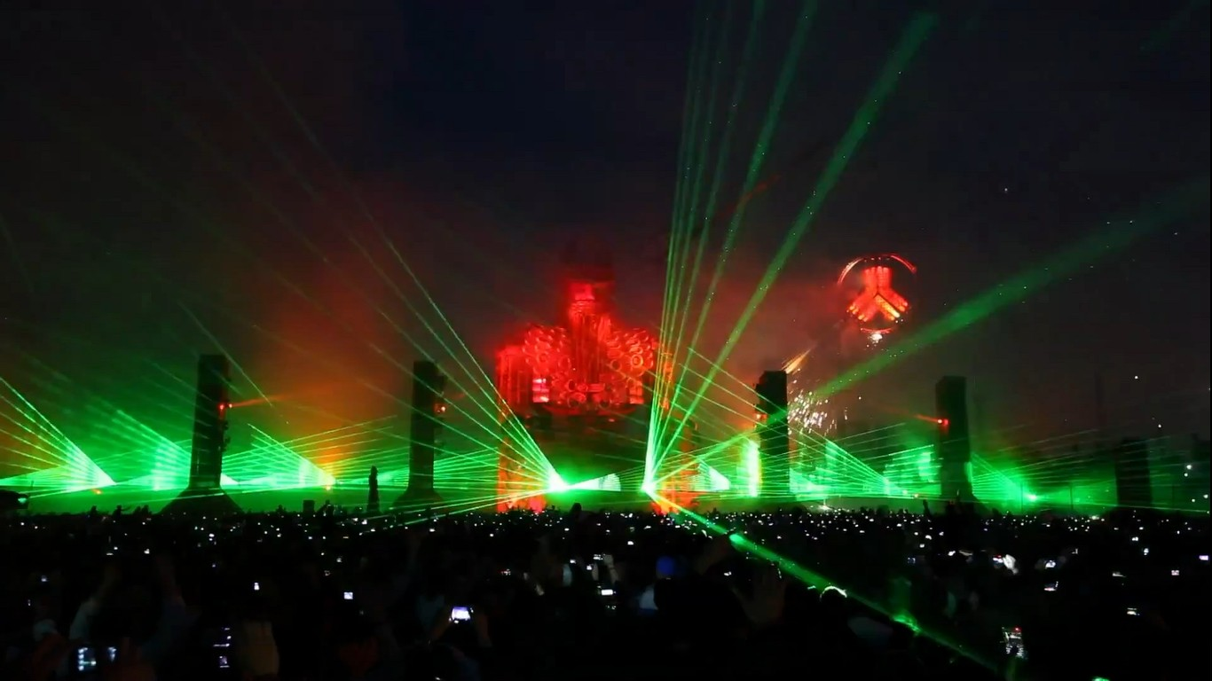laser show party wallpaper - photo #22