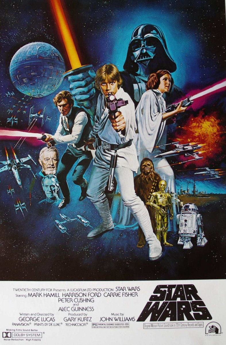 George Lucas and the Origin Story Behind Star Wars   Biography 787x1200