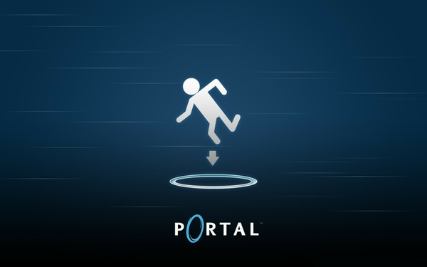 funnyPortal portal funny 1920x1200 wallpaper Funny Wallpapers 600x375