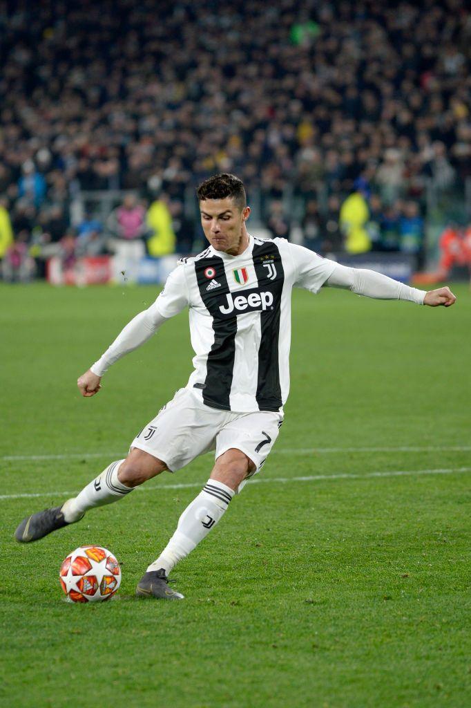 12th March 2019 Allianz Stadium Turin Italy UEFA Champions 682x1024