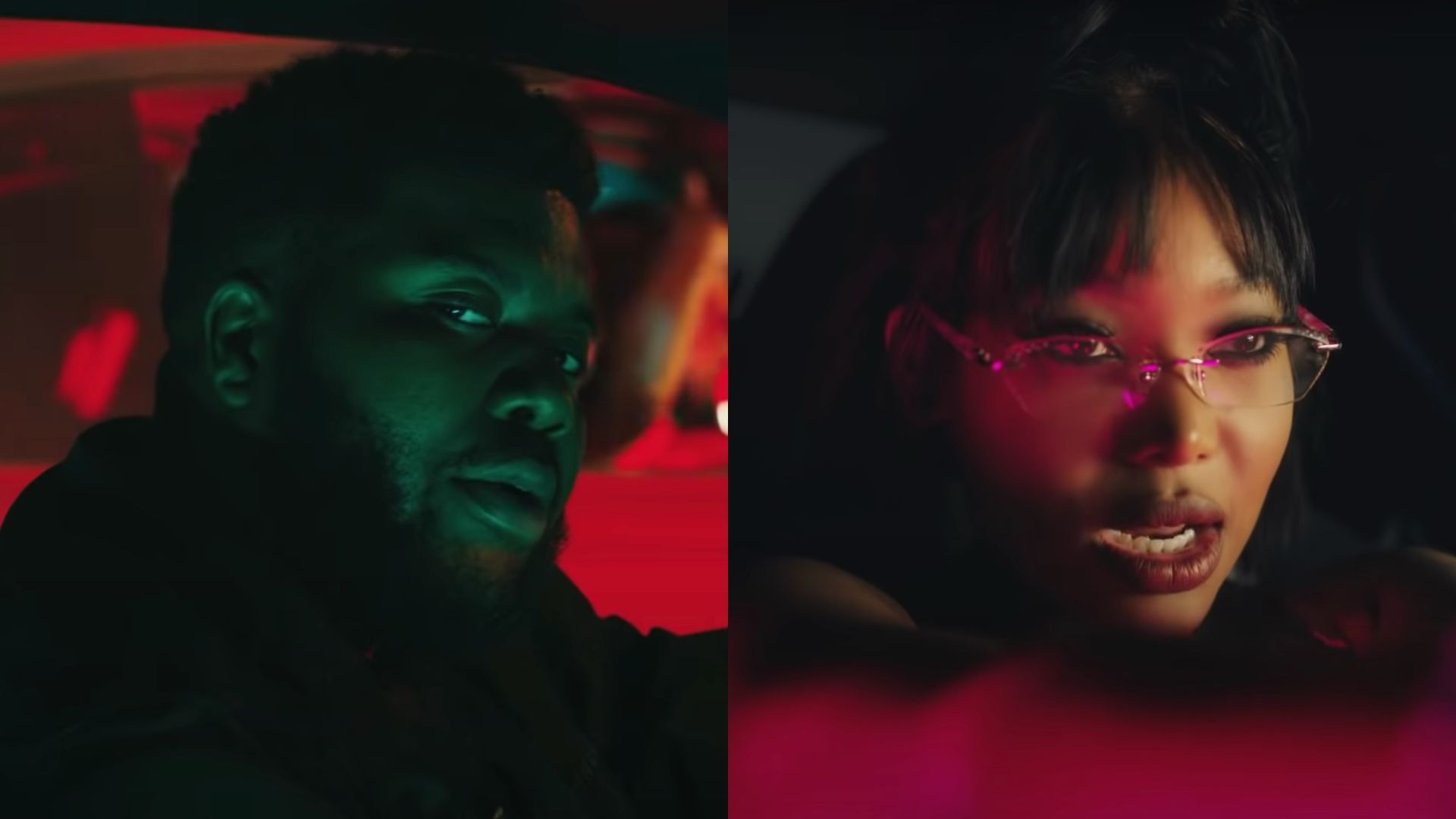 Khalid And Summer Walker Take An Exhilarating Nighttime Drive In 1920x1080