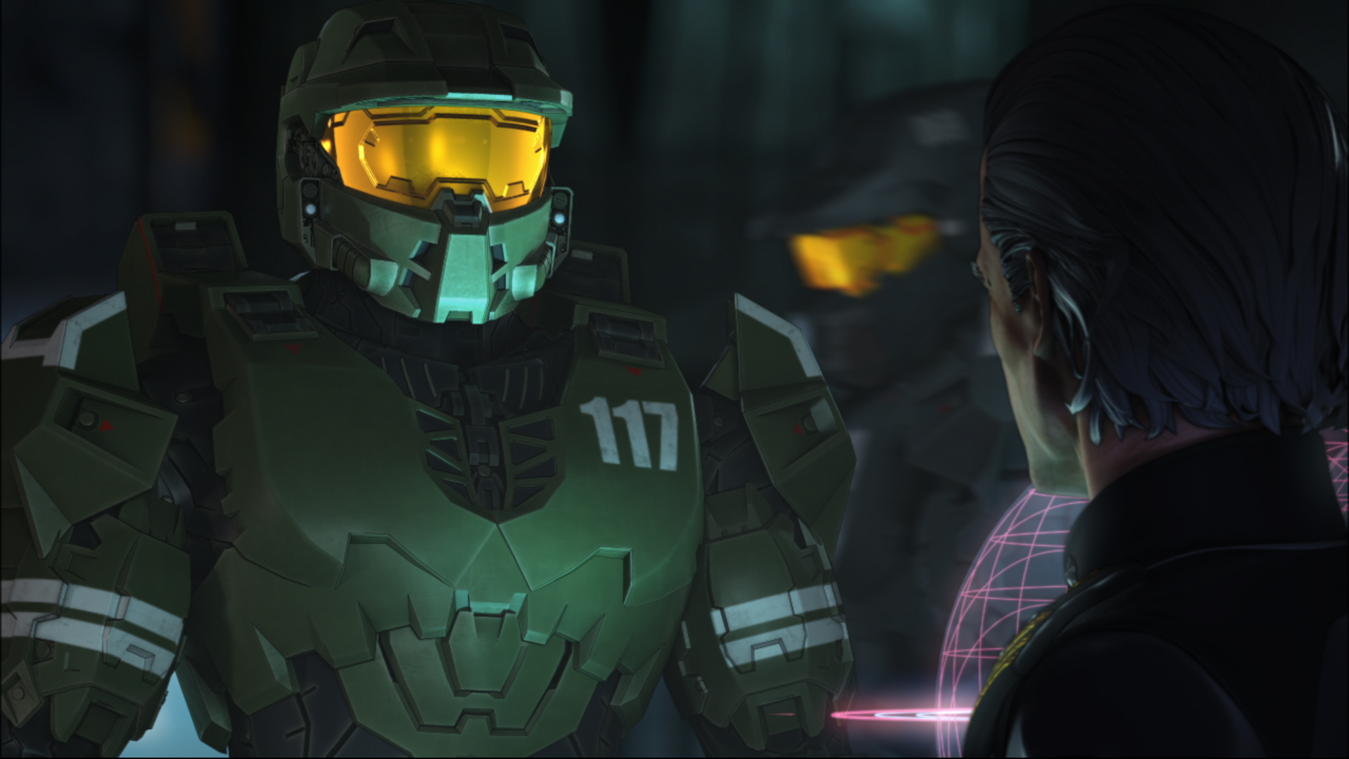 Free Download Halo Legends Master Chief Wallpaper 249149