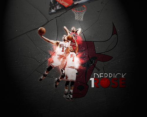 desktop wallpaper derrick rose desktop wallpaper derrick rose desktop 500x400