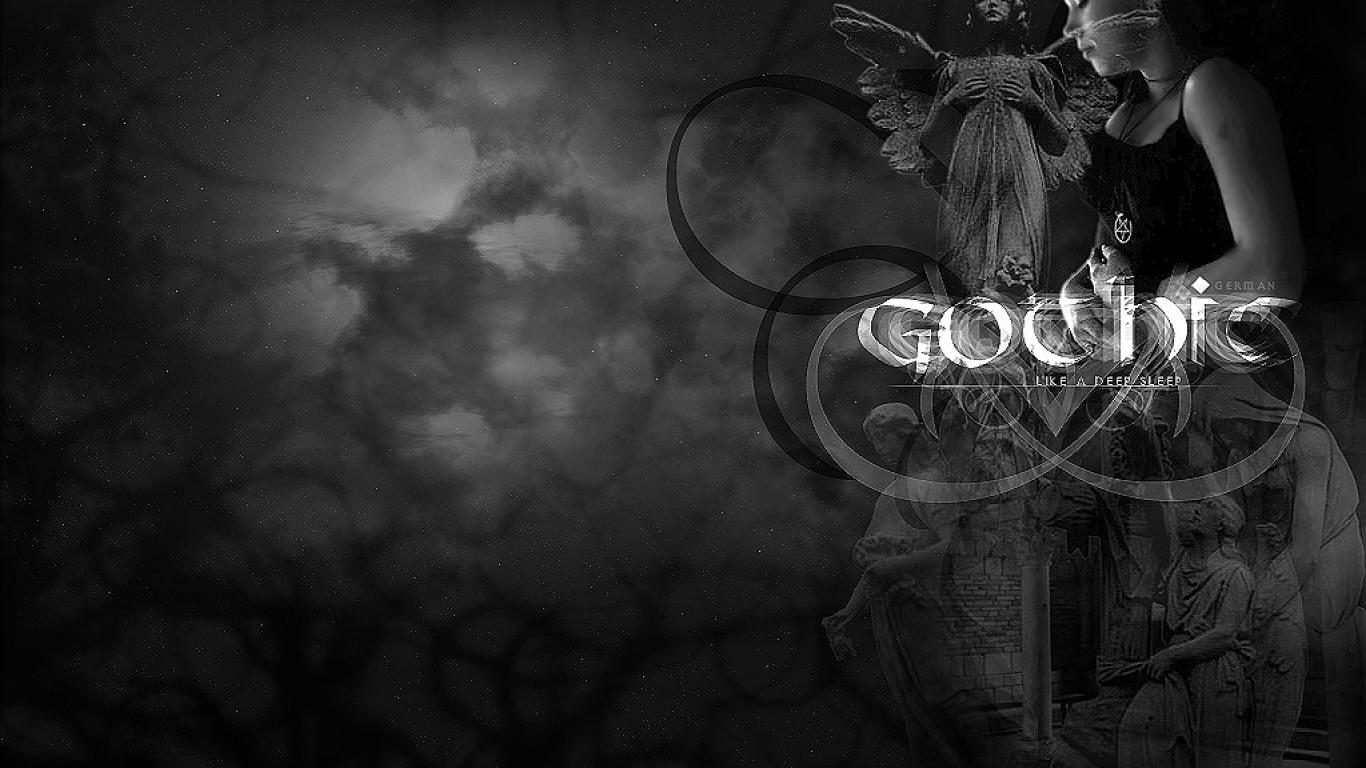 GOTHIC LIKE A DEEP SLEEP MOVIES HORROR HD WALLPAPER WALLPAPER 27860 1366x768