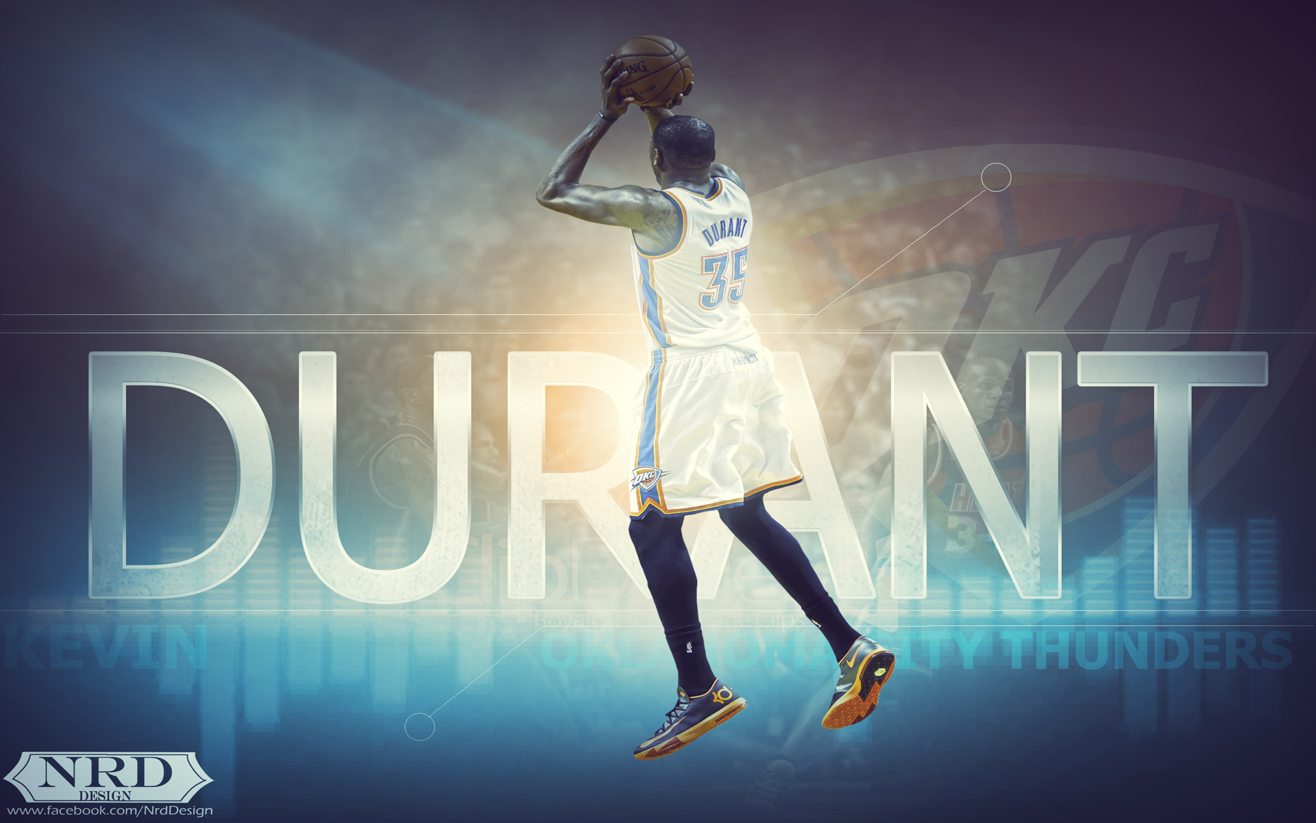 Kevin Durant Wallpapers Basketball Wallpapers at 1920x1200