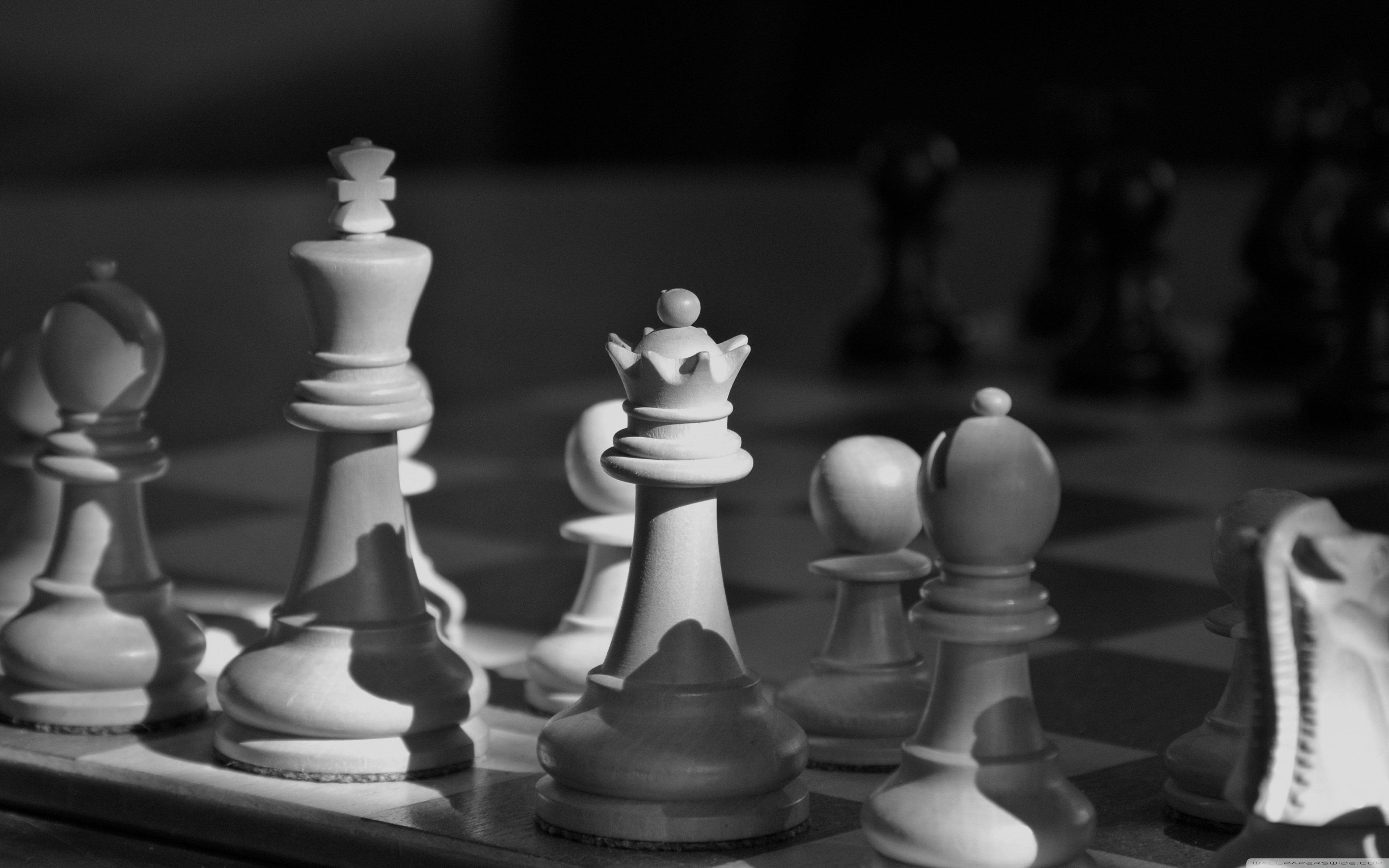 3840x2400px Chess King Wallpaper Wallpapersafari