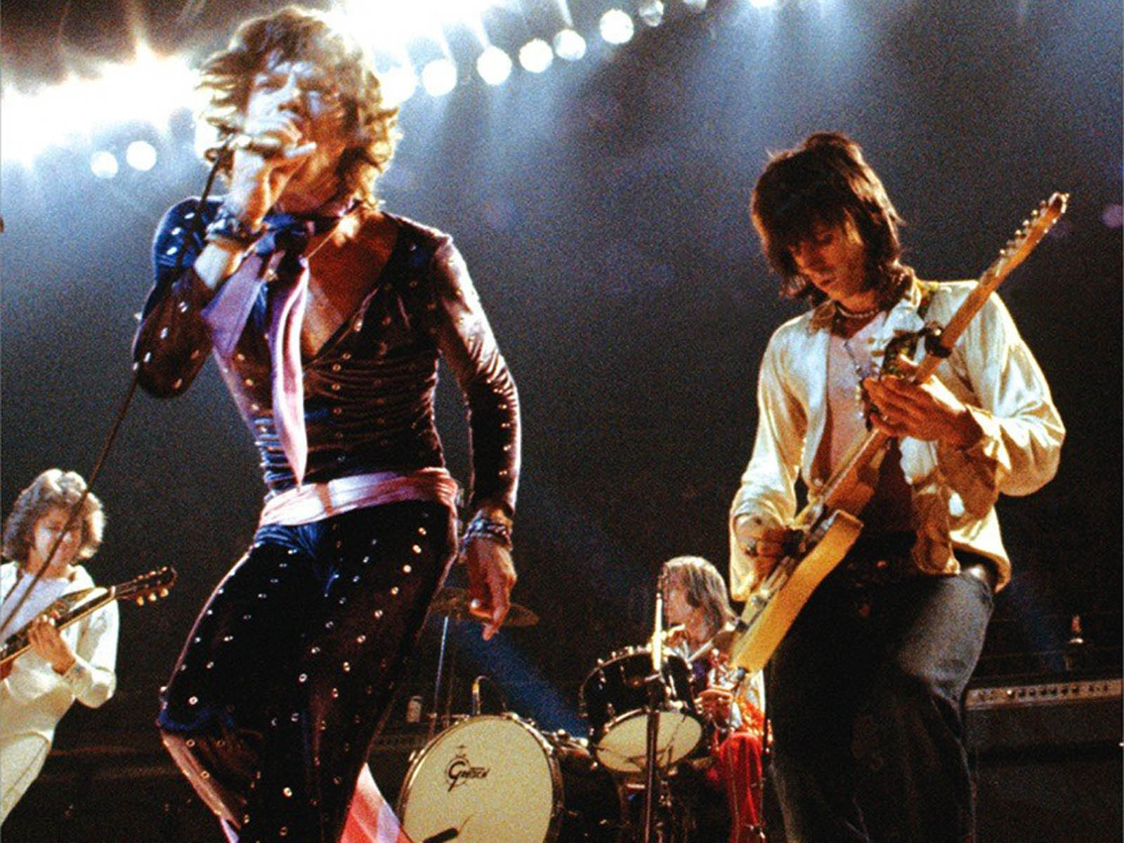 The Rolling Stones HD wallpaper The Rolling Stones wallpapers 1600x1200