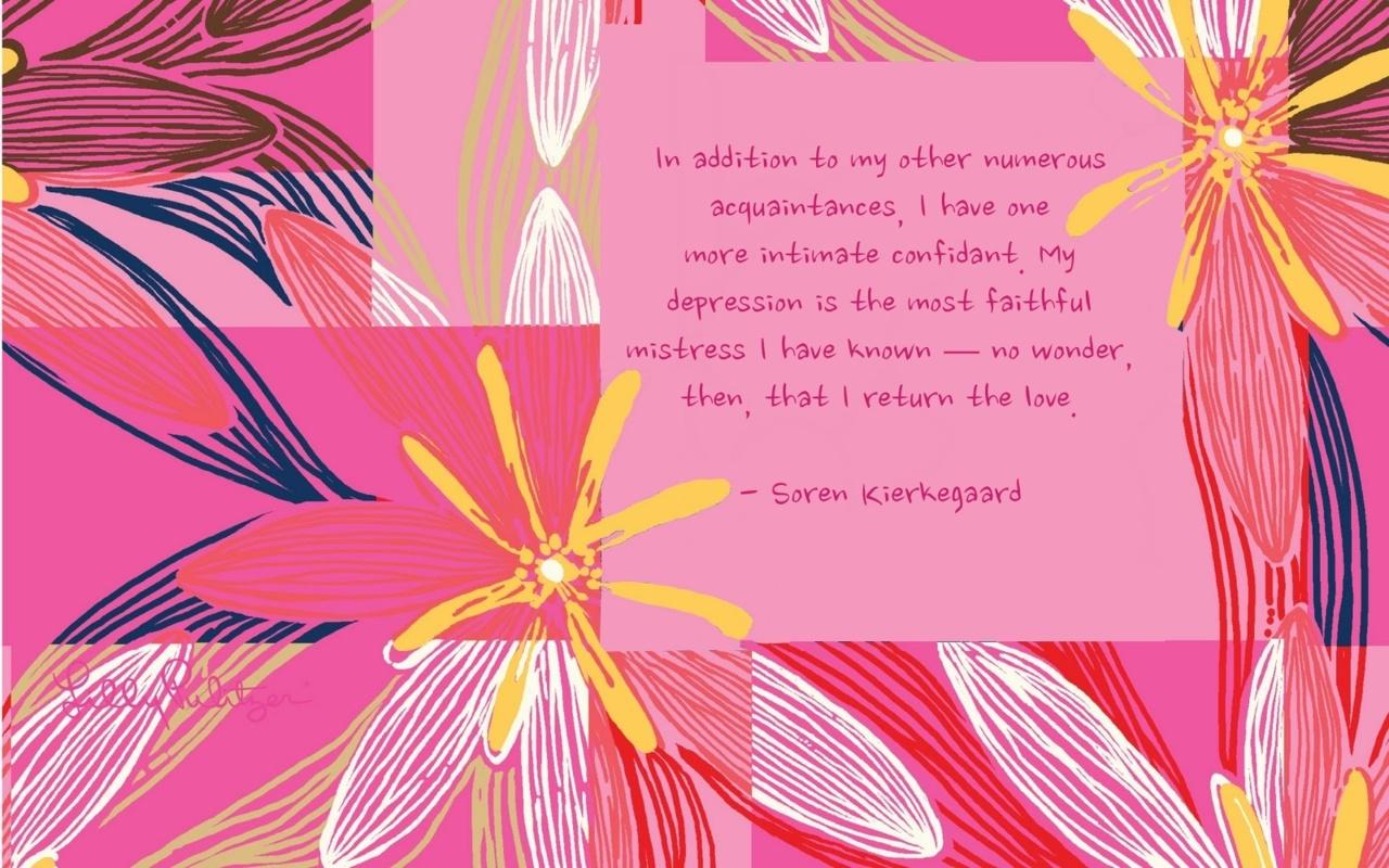Girly Quotes Wallpaper - WallpaperSafari