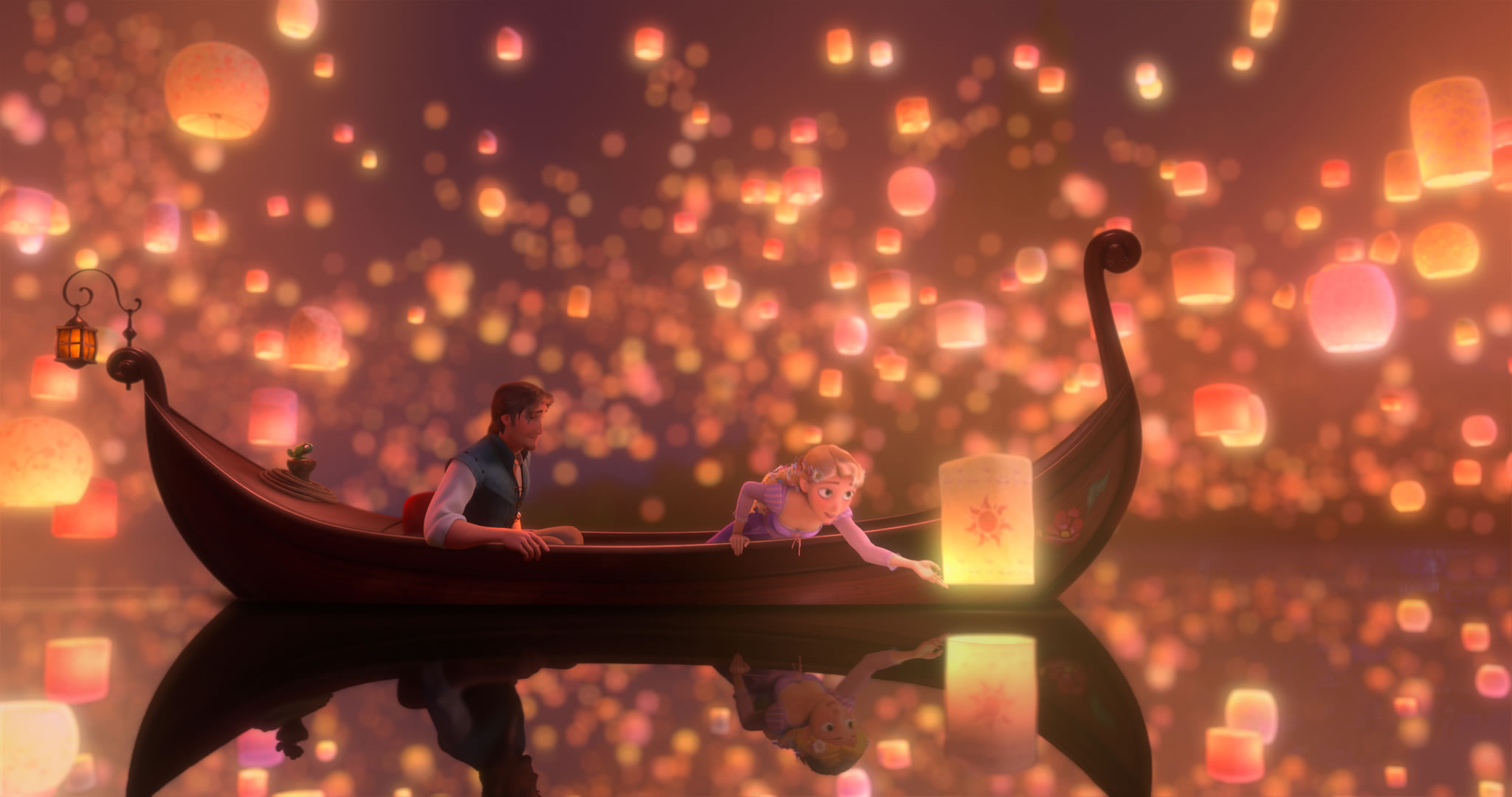 Tangled Wallpapers 2048x1080