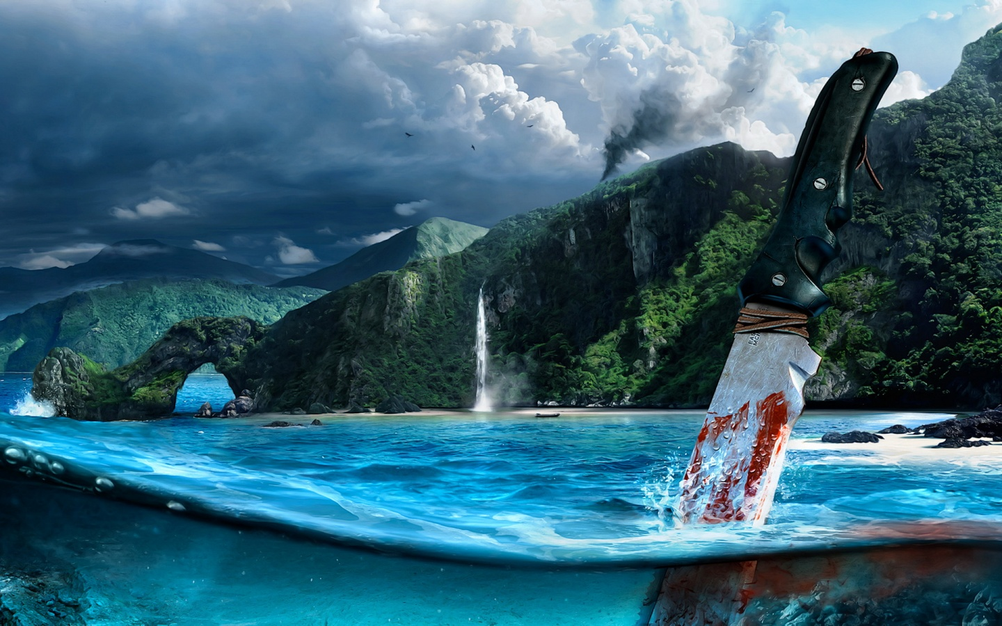 Cool wallpapers for you Latest 3d Games HD wallpapers 1440x900