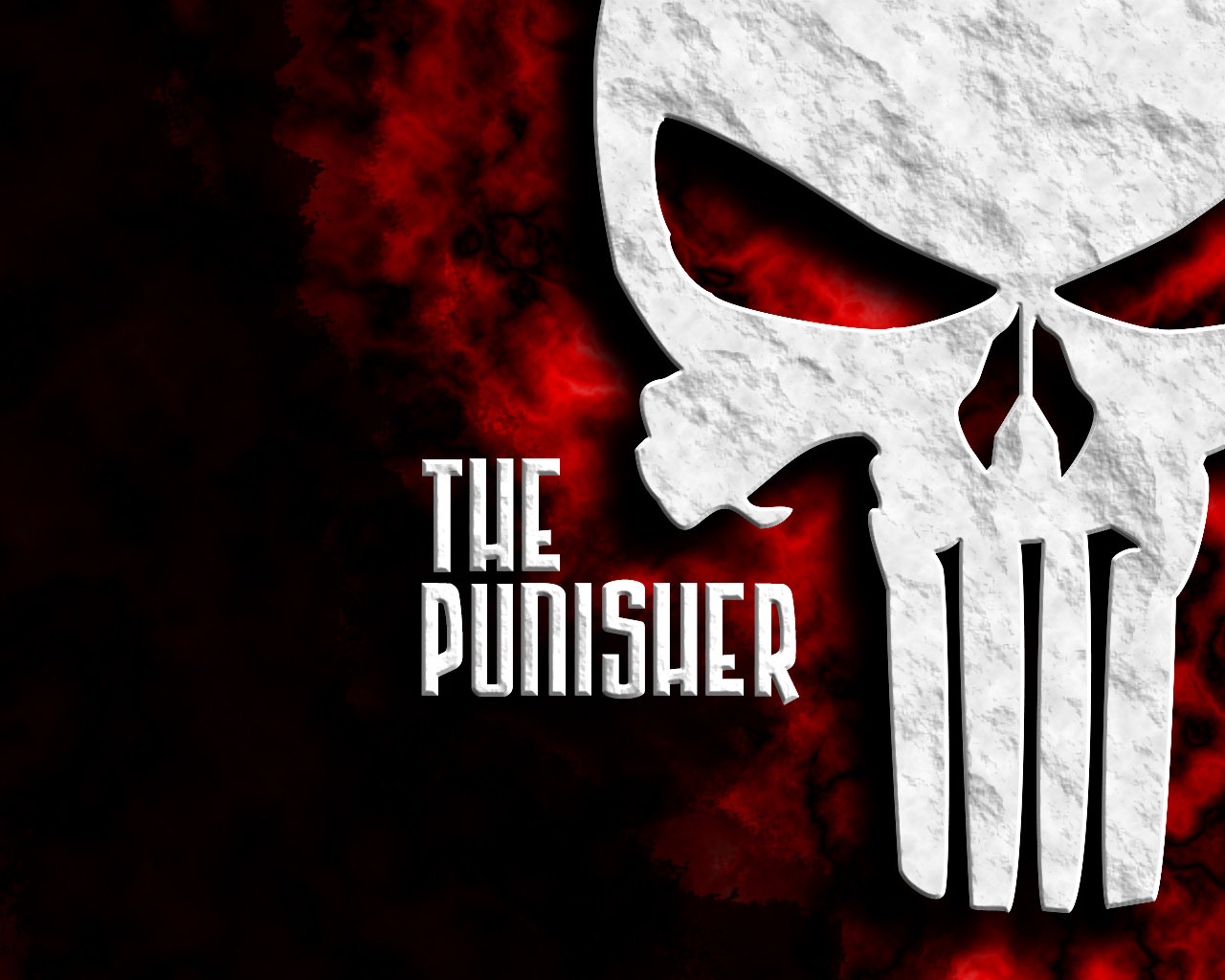 Wallpaper   The Punisher 3 by the system 1280x1024