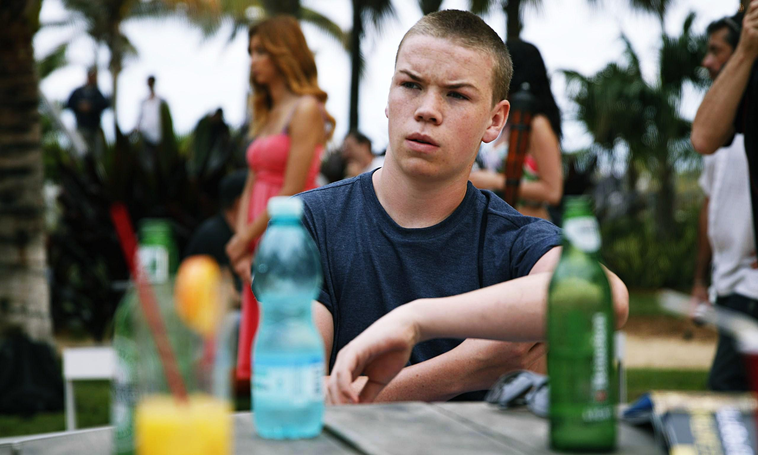 Will Poulter Wallpapers HD Full HD Pictures 2560x1536