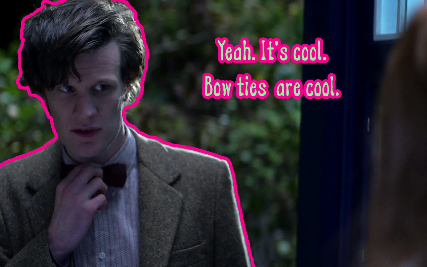 Pics Photos   Matt Smith Wallpaper Doctor Who 1440x900