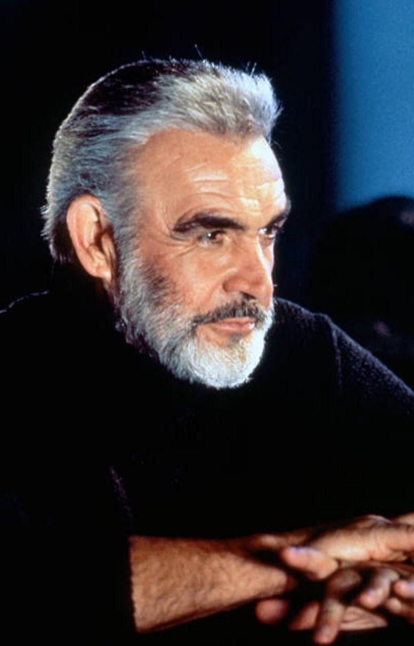 Beard Sean connery in 2019 Sean connery Hollywood men 821x1280