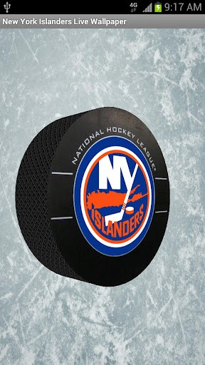 New York Islanders Wallpaper 288x512