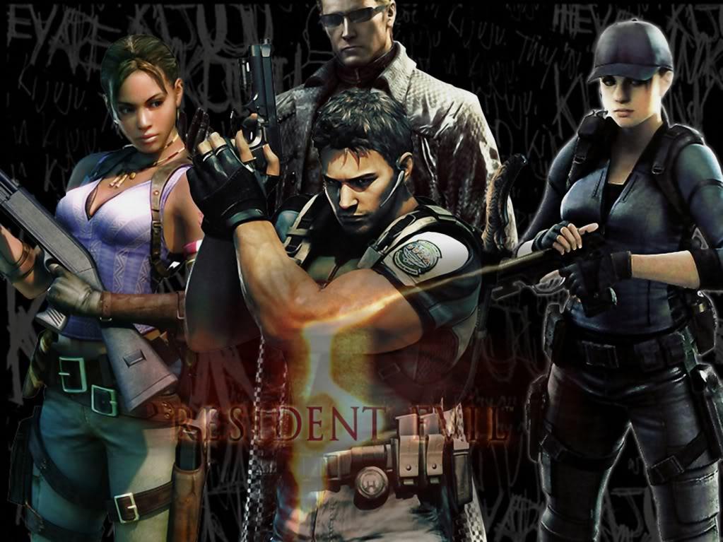 50 Wallpaper Resident Evil On Wallpapersafari
