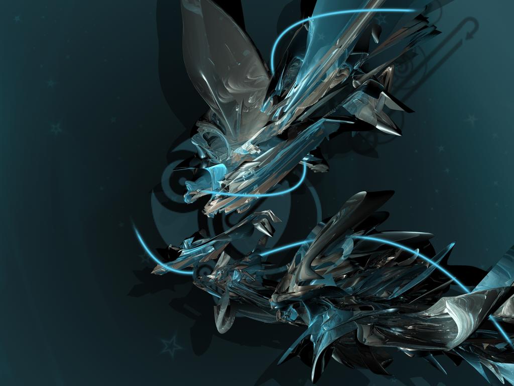 Ice Dragon Wallpaper Ice dragon wal 1024x768