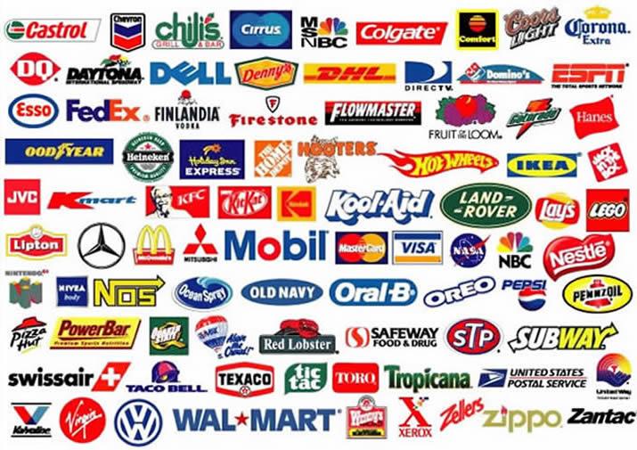 Famous Logos Logo Wallpaper 715x505
